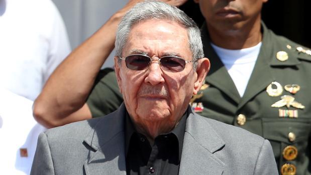 El presidente cubano, Raúl Castro, durante la cumbre del ALBA la semana pasada en Caracas