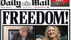May insiste en la prensa europea que el divorcio del Reino Unido es con la UE, no con Europa