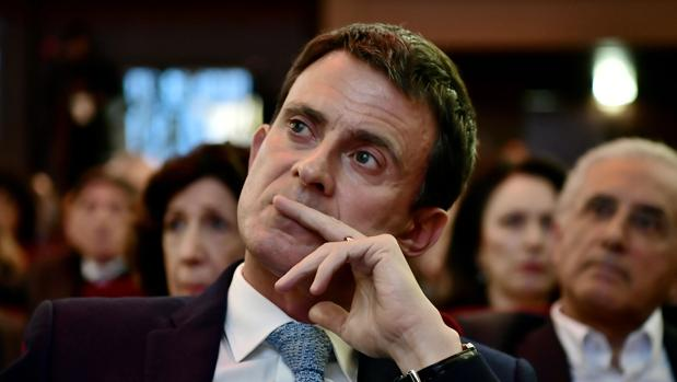 ¡En Marcha! se niega a aceptar entre sus filas al ex primer ministro socialista Manuel Valls