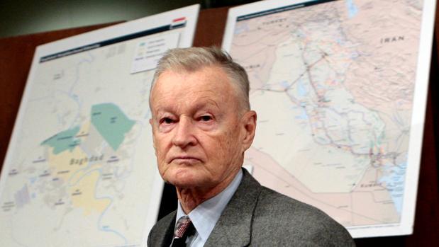Zbigniew Brzezinski fue consejero de SEguridad Nacional entre 1976 y 1981, durante el mandato de Jimmy Carter