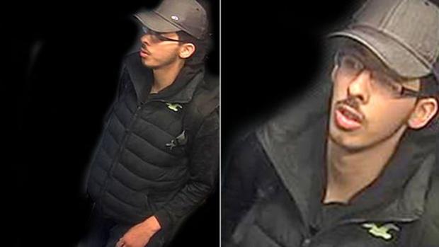 Salman Abedi, la noche del atentado de Manchester