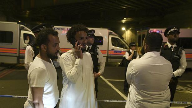 La primera ministra británica ha sostenido que el ataque es «tan nauseabundo» como los atentados yihadistas