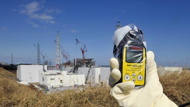 Reactores de la central nuclear de Fukushima