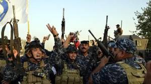 Combatientes de Daesh se entregan en Mosul