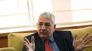 El embajador turco en España en una imagen de archivo