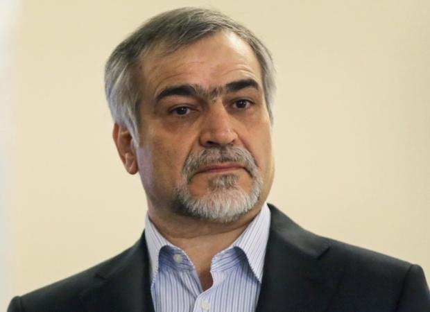 Hossein Fereydoun, hermano del presidente iraní Rohani, ha sido detenido por un posible caso de fraude