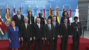 Mercosur censura a Maduro pero le da una tregua