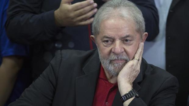Lula planea volver a presentarse a la presidencia de Brasil en 2018