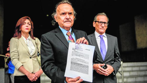 El abogado de Antonio Ldezma recurre ante el Supremo el encarcelamiento del alcalde de Caracas