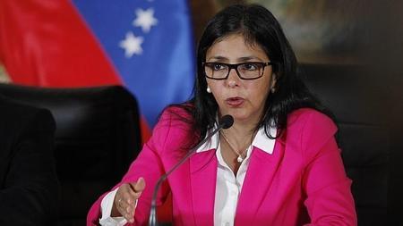Delcy Rodríguez, nombrada presidenta de la Asamblea Constituyente
