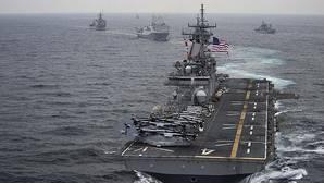 EE.UU. se plantea la guerra si continúa la escalada militar