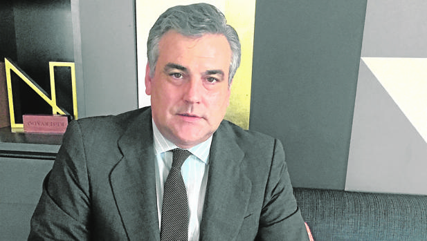 El embajador de España en Venezuela, Jesus Silva