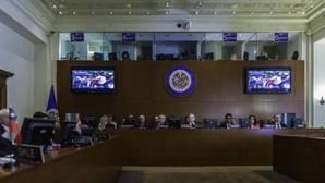 Imagen de archivo de una asamblea general de la OEA