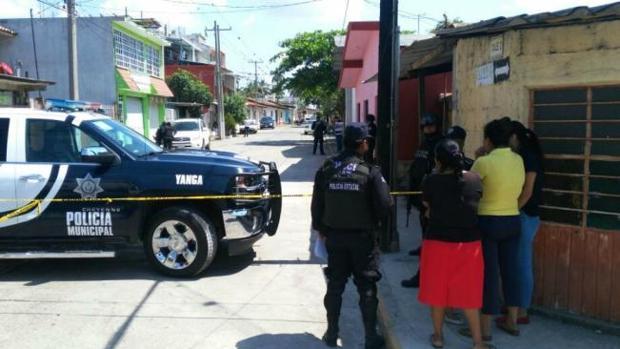 Imagen de archivo de un suceso en Veracruz