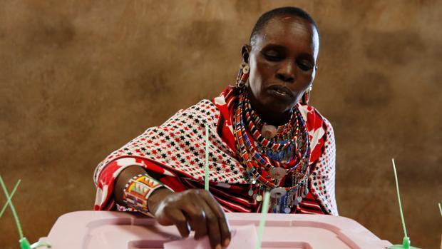 Unos 20 millones de kenianos votarán en 40.000 colegios electorales