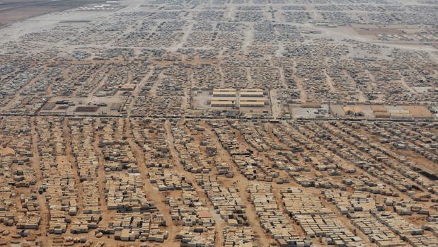 En Jordania hay más de 660.000 refugiados registrados, según datos de Naciones Unidas