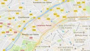 Detenido el autor del atropello a varios soldados en la periferia de París