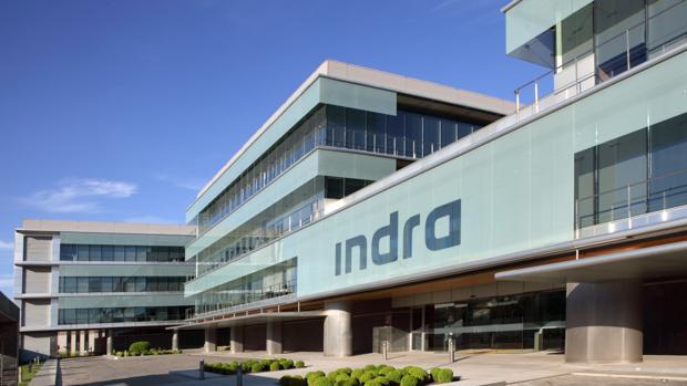 Sede central de Indra en Alcobendas (Madrid)