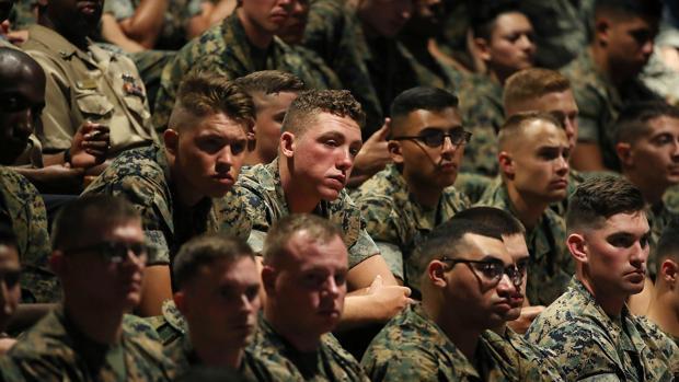 Trump ha anunciado que enviará 4.000 soldados más a Afganistán