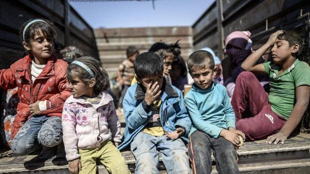 La ONU calcula que hay 20.000 civiles entre dos fuegos
