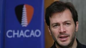 Ramón Muchacho, exalcalde de Chacao