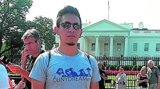 Isaac Montiel llegó a EE.UU. con 13 años
