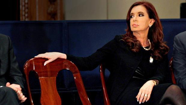 La expresidenta de Argentina, Cristina Fernández de Kirchner