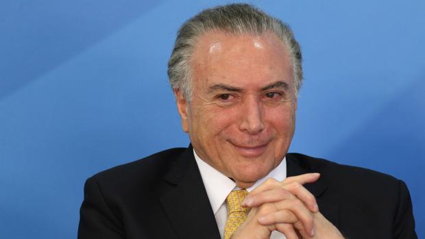 El presidente de Brasil, Michel Temer, ha vuelto a ser denunciado por la Fiscalía