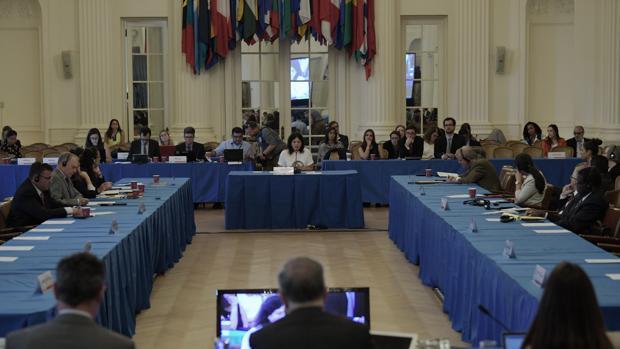 Audiencia de la OEA
