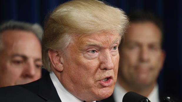 El presidente de Estados Unidos, Donald Trump, en una imagen de archivo