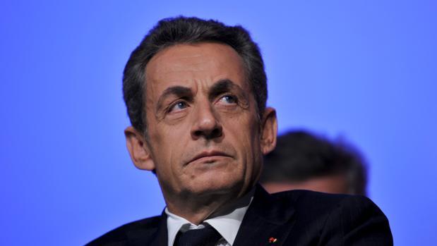 El expresidente francés, Nicolas Sarkozy, en una imagen de archivo