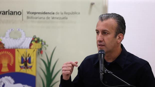 El vicepresidente venezolano, Tareck el Aissami