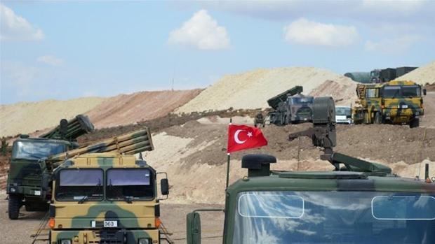 El Ejército turco ha comenzado a establecer puestos de observación en Idlib