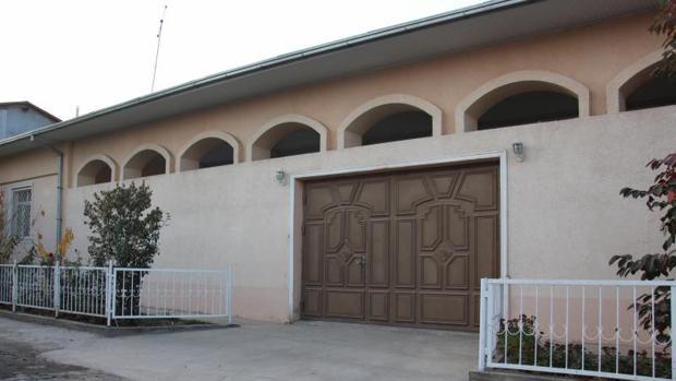 Casa de los padres del presunto terrorista del último atentado de Nueva York, Sayfullo Saipov, a las afueras de Tashkent