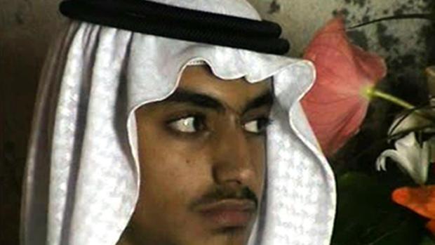 Imagen de Hamza bin Laden, el día de su boda, según los archivos recuperados del ordenador de su padre