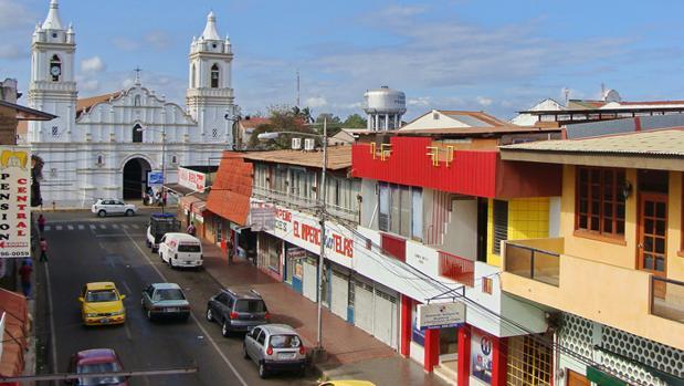 Imagen de la ciudad de Chitré donde ha tenido lugar el crimen