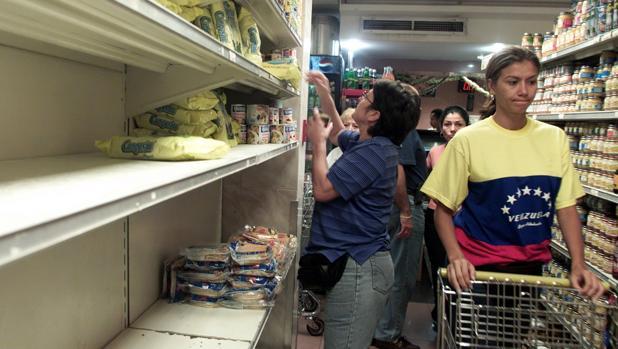 La alta inflación y el desabastecimiento persisten en Venezuela