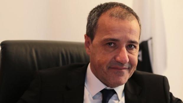 Jean-Guy Talamoni, el actual presidente de la Asamblea regional corsa