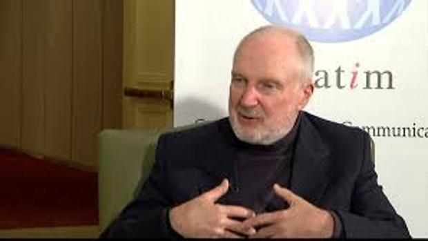 El exagente de la CIA Graham Fuller