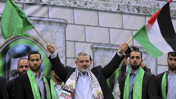 El líder de Hamás, Ismail Haniye
