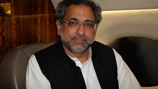 El primer ministro paquistaní, Abbasi