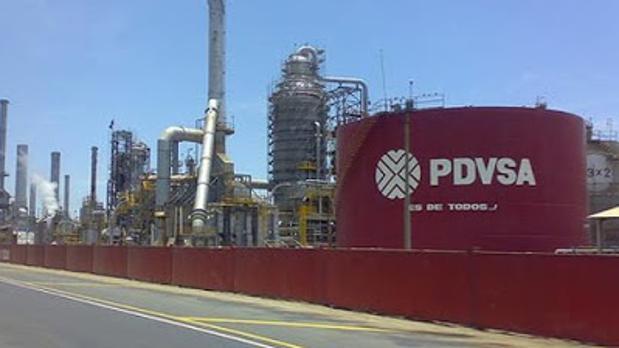 Refinería de la empresa estatal PDVSA