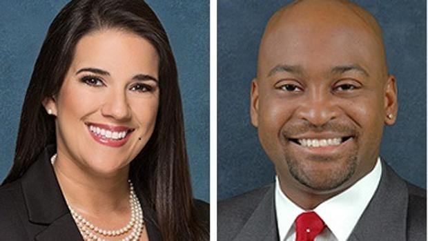 La republicana Anitere Flores y el demócrata Oscar Braynon confesaron este martes su relación extramatrimonial