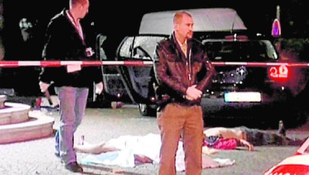 Matanza de la Ndrangheta en Duisberg, en el oeste de Alemania, en 2007
