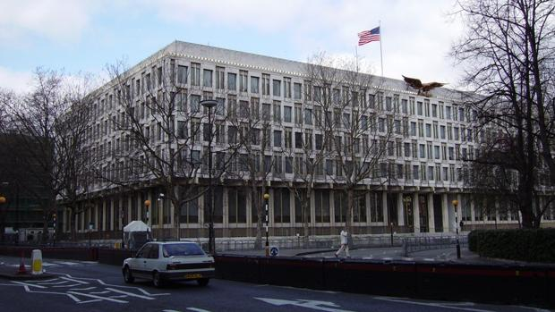 La antigua embajada de EE.UU. en Londres se convertirá en un hotel