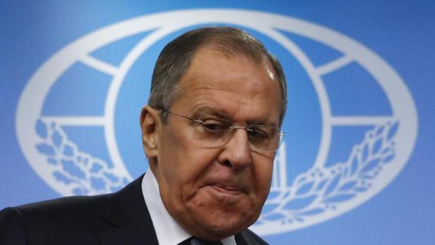 Serguéi Lavrov hizo repaso de la situación del mundo durante su reunión anual con los corresponsales, este lunes en Moscú