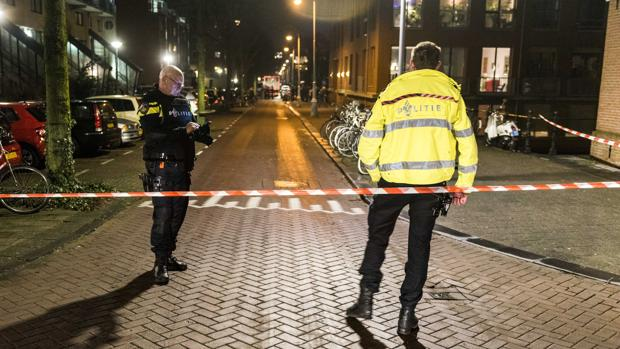 Un tiroteo en Ámsterdam deja al menos un muerto y dos heridos