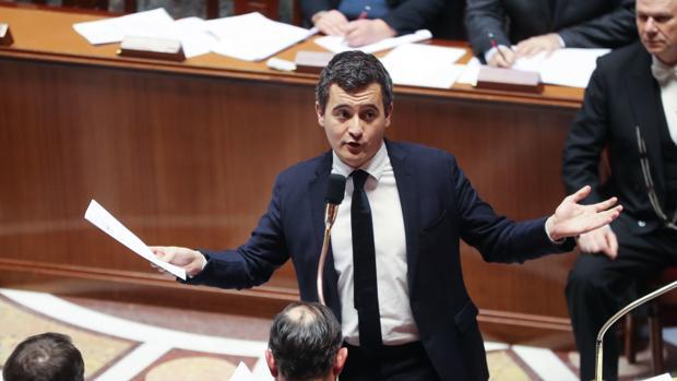 Gérald Darmanin, ministro de Presupuesto de Macron