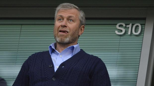 Roman Abramovich, propietario del club de fútbol Chelsea