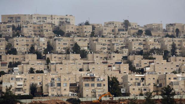 Asentamiento de Ramat Shlomo, en el este de Jerusalén